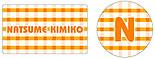 オレンジ(長方形)