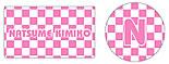 ピンク(長方形)